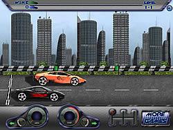 Spielen Sie das Gratis-Spiel  Atomic Supercars