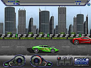 Atomic supercars Gioco