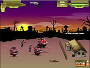 Play Bloody sunset Game