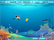 Play Sea cleaner Game