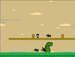 Me and My Dinosaur game