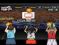 Hoops Mania game