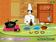 Play Chinese chili chicken Game