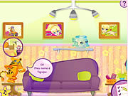 Play Pollys house Game
