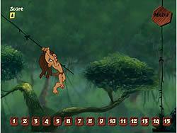 Tarzan Swing game