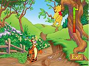 Play Pooh and tiggers hunny jump Game