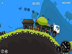 Jogar jogo grátis Kamaz Delivery 3