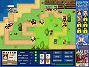 One Piece Tower Defense game