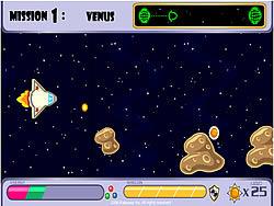 Planet Pursuit game