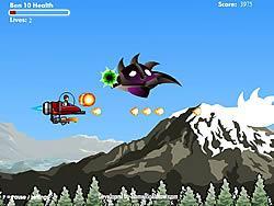 Jogar jogo grátis Ben 10 Space Battles