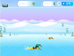 Snowboard Boy game