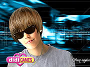 Play New look justin bieber Game
