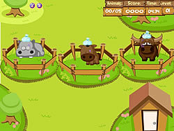 Animal Rescue Zoo game