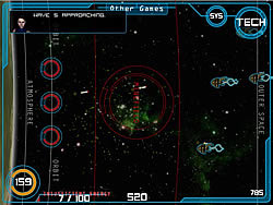 O.D.I.N.: Orbital Defense Industries Network game