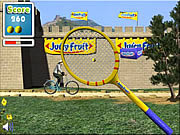 Jugar Juicy fruit out of bounds Juego