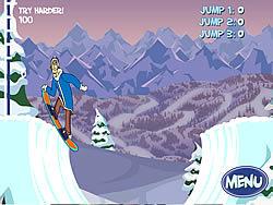Scoobydoo : Big Air Snow Show game