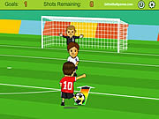 Play Free kick specialist Game