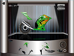 Permainan Bike Wheeling