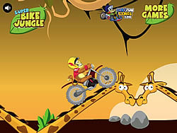 Super Bike Jungle game