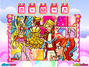 Play Winx club mix up 2 Game