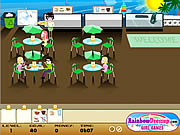 Play The sunny terrace Game