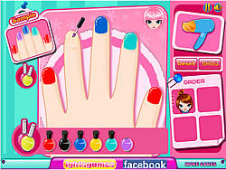 juego Cutie Nail Salon