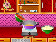 Play Tomato soup Game