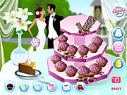 Play Cupcake tower of yum Game