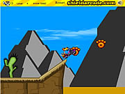 Chester Cheetah Motor game