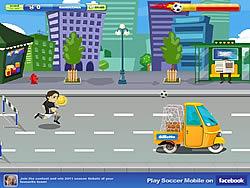 Gillette Soccer Mobile game