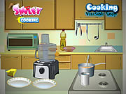 Play Cooking vegetable soup Game