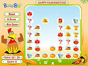 Happy Thanksgiving! game