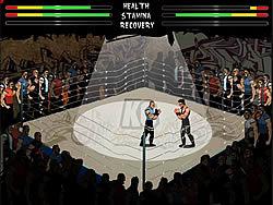 Smash Boxing game