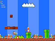 Play Super merio rampage Game
