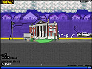 Play Back to the future clock tower scene Game