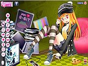 Geek girl Spiele