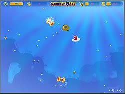 Submarine vs Aliens game