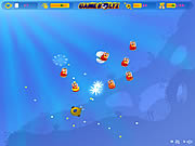 Play Submarine vs aliens Game