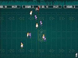 Permainan NFL Rush 2 Minute Drill