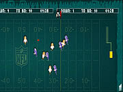 Play Nfl rush 2 minute drill Game
