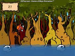 Tribal Jump game