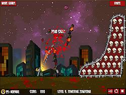 Gioca gratuitamente a Flaming Zombooka 2