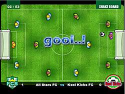 Elastic Soccer game