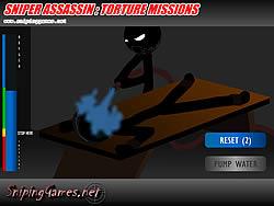 Permainan Sniper Assassin: Torture Missions