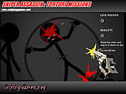 Play Sniper assassin-torture missions Game