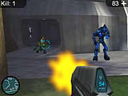 Play Halo combat evolved Game