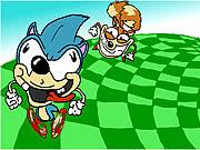 Watch free cartoon Sonic Chaos