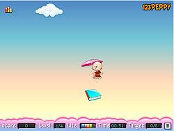 Floating School Kid game