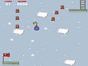 Wanted: Santa game