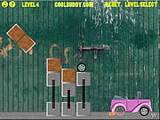 Play Rolling tires Game